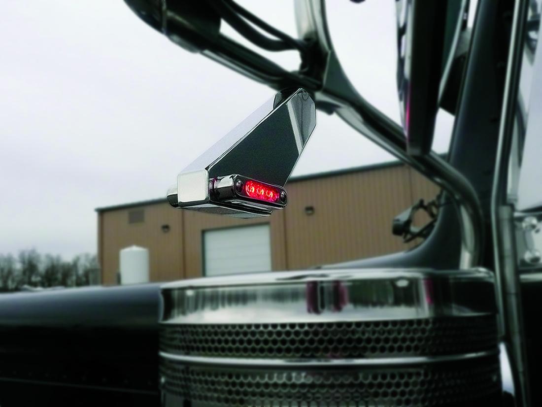 Peterbilt Turn Signal Accessories Big Rig Chrome Shop - Semi Truck