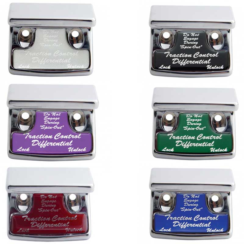 Freightliner Switch Guards Big Rig Chrome Shop - Semi Truck