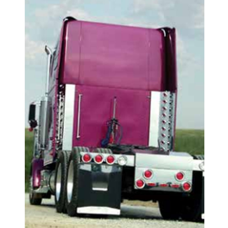 Freightliner Rear / Sleeper Trim Big Rig Chrome Shop - Semi Truck