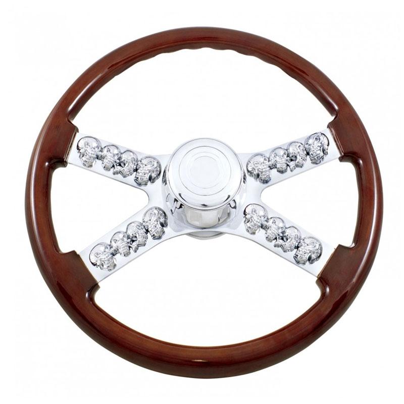 Kenworth Steering Wheels Big Rig Chrome Shop - Semi Truck