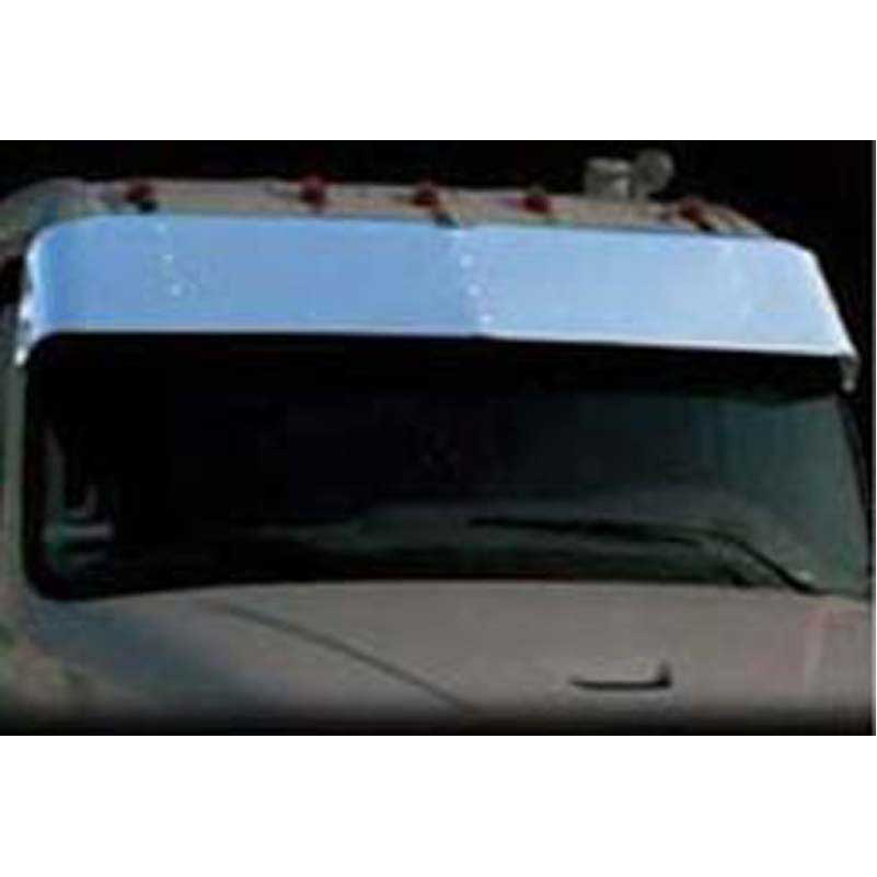 Driver side WITH install kit 6 inch 2011 Freightliner CORONADO DAYCAB Side Roof mount spotlight 100W Halogen -Chrome