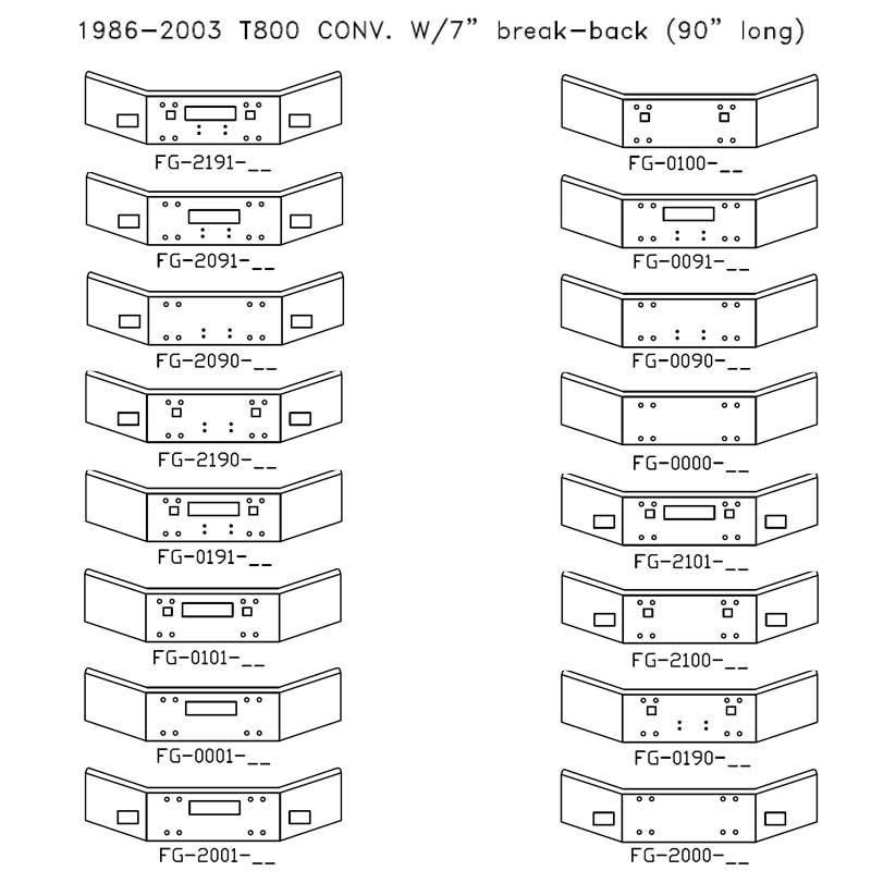 Toyota Road Runner Fuse Box Auto Wiring Diagram besides 6055 further Kenworth Bumpers C 159 358 in addition Fuse Box Price furthermore Great Dane Trailer Wiring Diagram. on kenworth t800 bumper
