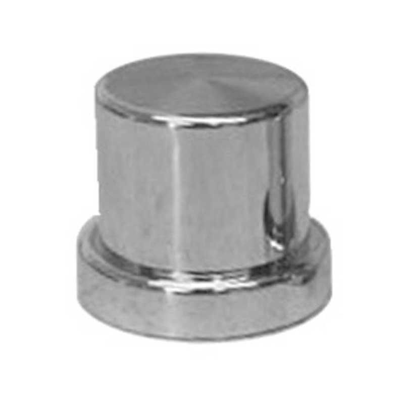 Wheel Nut Covers Chrome for 21mm Wheel Nuts