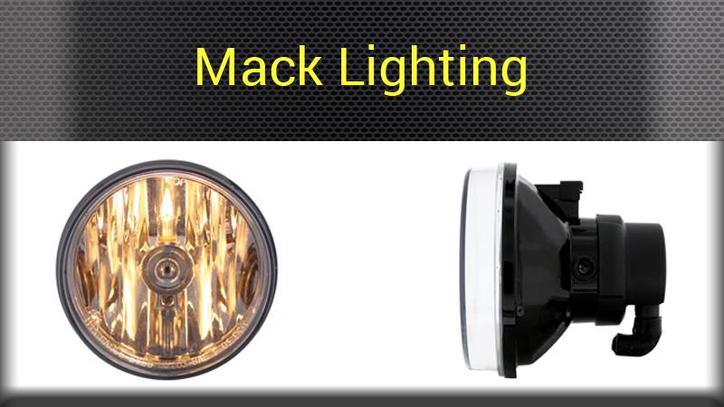 Mack Exterior Parts Big Rig Chrome Shop - Semi Truck Chrome