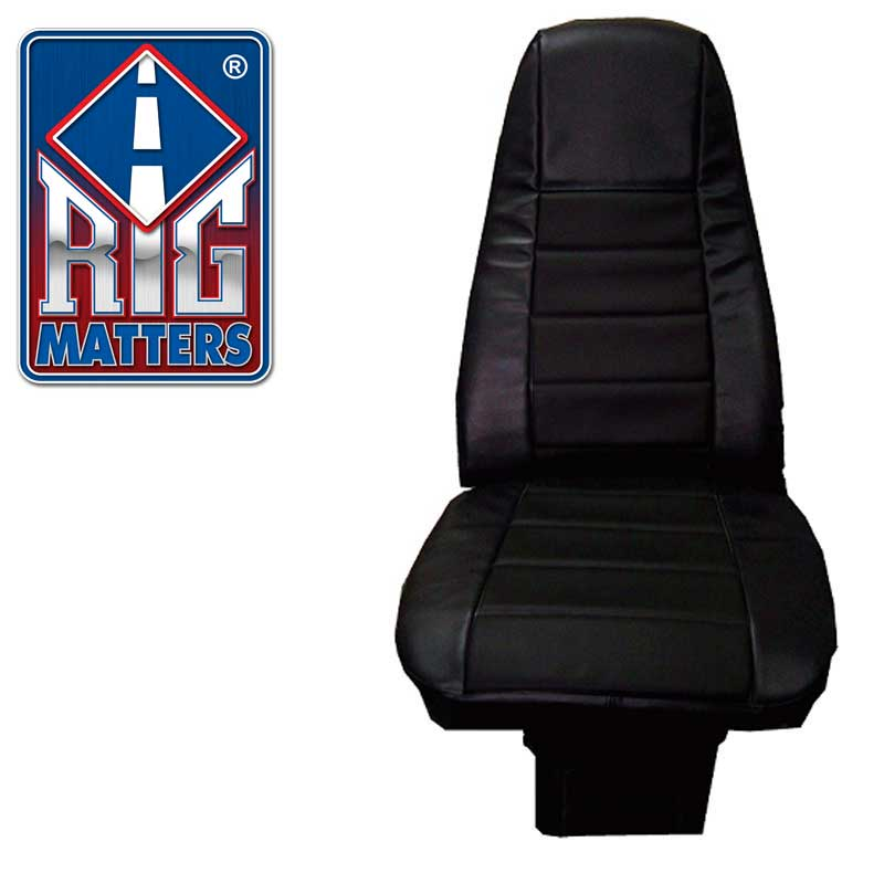 Heavy Truck Seat Covers : Semi truck seat covers big rig chrome shop