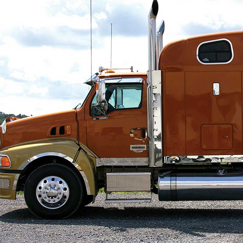 Sterling Parts Big Rig Chrome Shop - Semi Truck Chrome Shop, Truck
