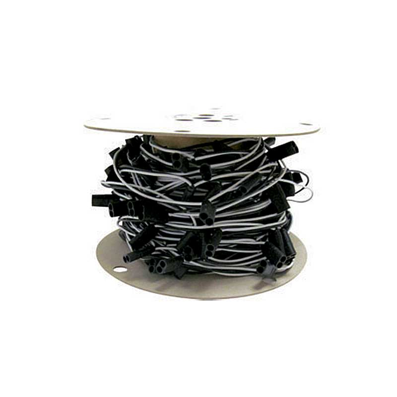 wire harness rolls big rig chrome shop semi truck chrome shop add to cart tx d608 double terminal pigtail 100 foot roll wire harness