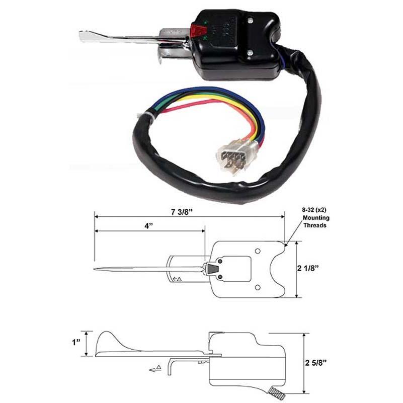 vsm turn signal switch wiring diagram  vsm  free engine