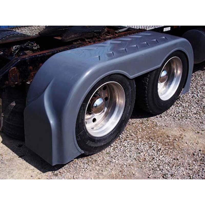 Big Truck Fiberglass Fenders : Big rig chrome shop semi truck