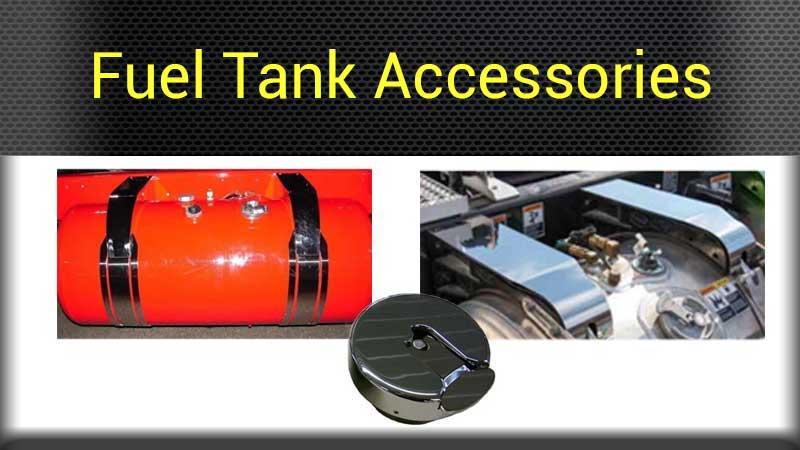 e2c8ab2b7cd1d Fuel Tanks and Fuel Tank Accessories Big Rig Chrome Shop - Semi Truck  Chrome Shop