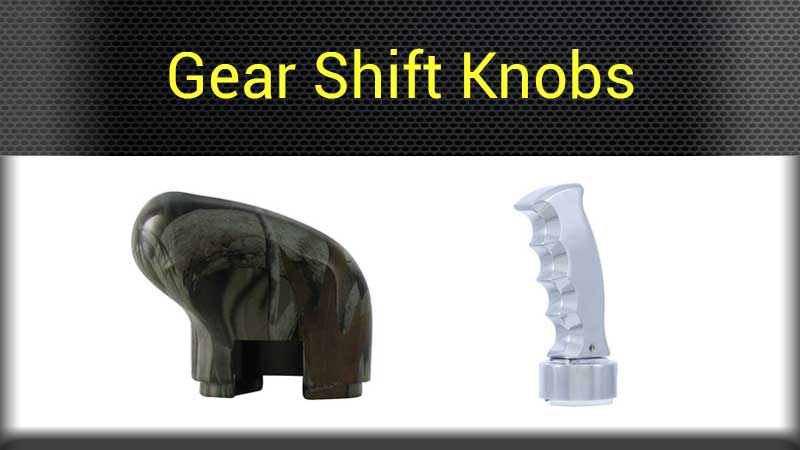 Gear Shift Knobs and Accessories Big Rig Chrome Shop - Semi