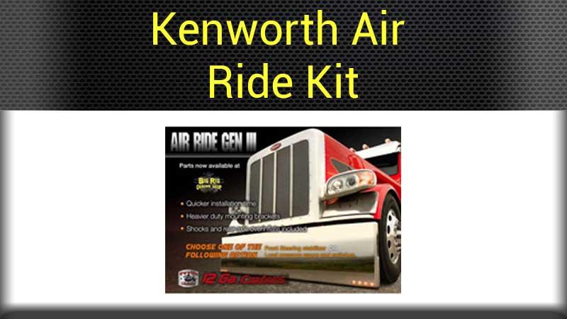 Kenworth Exterior Parts Big Rig Chrome Shop - Semi Truck