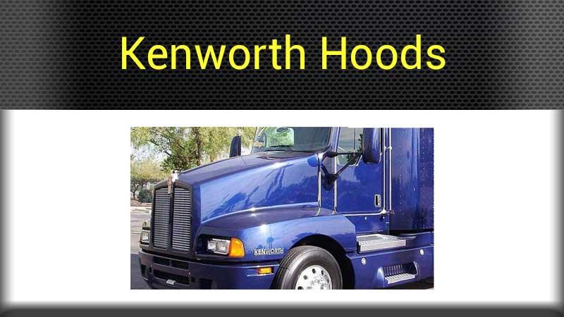 Kenworth Exterior Parts Big Rig Chrome Shop - Semi Truck Chrome Shop