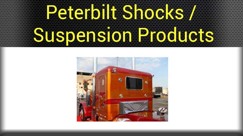 Peterbilt Exterior Parts Big Rig Chrome Shop - Semi Truck Chrome Shop