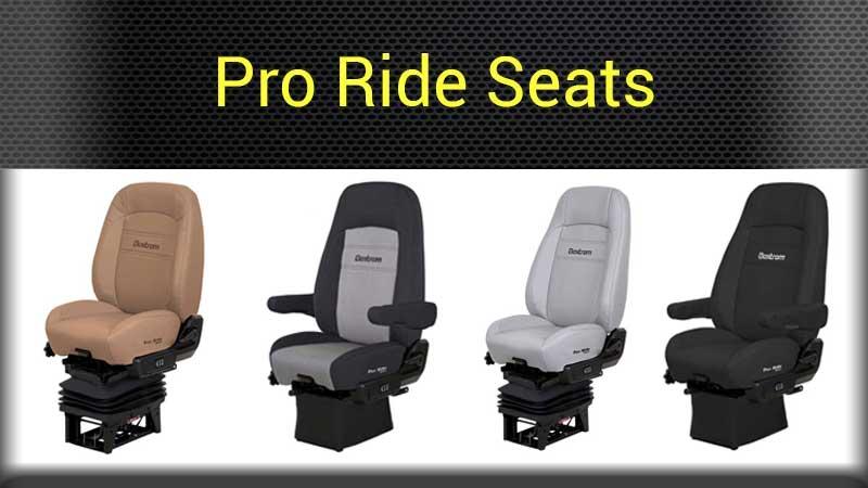 Bostrom Seats Big Rig Chrome Shop - Semi Truck Chrome Shop