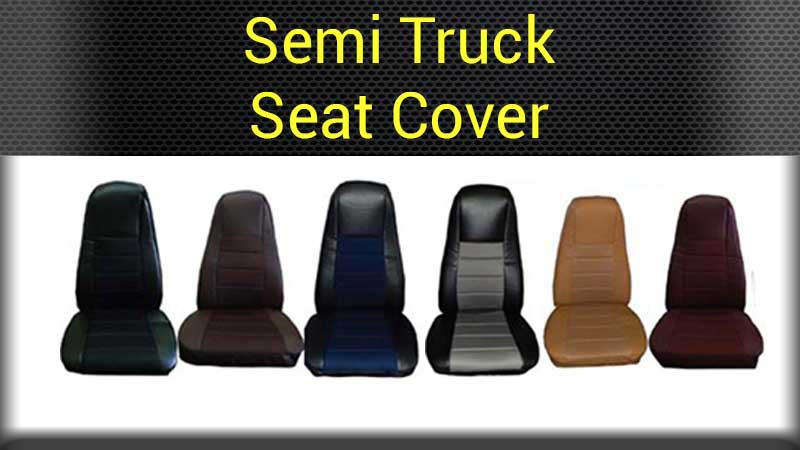 Semi Truck Seating Big Rig Chrome Shop - Semi Truck Chrome