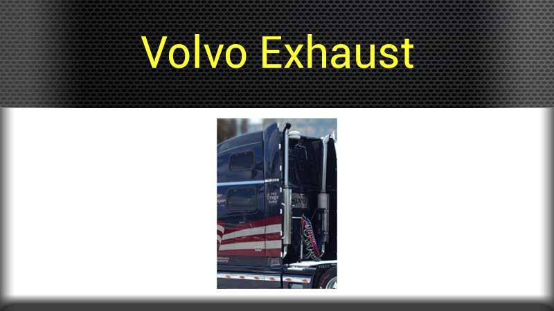 Volvo Semi Truck Parts >> Volvo Exterior Parts Big Rig Chrome Shop Semi Truck Chrome Shop