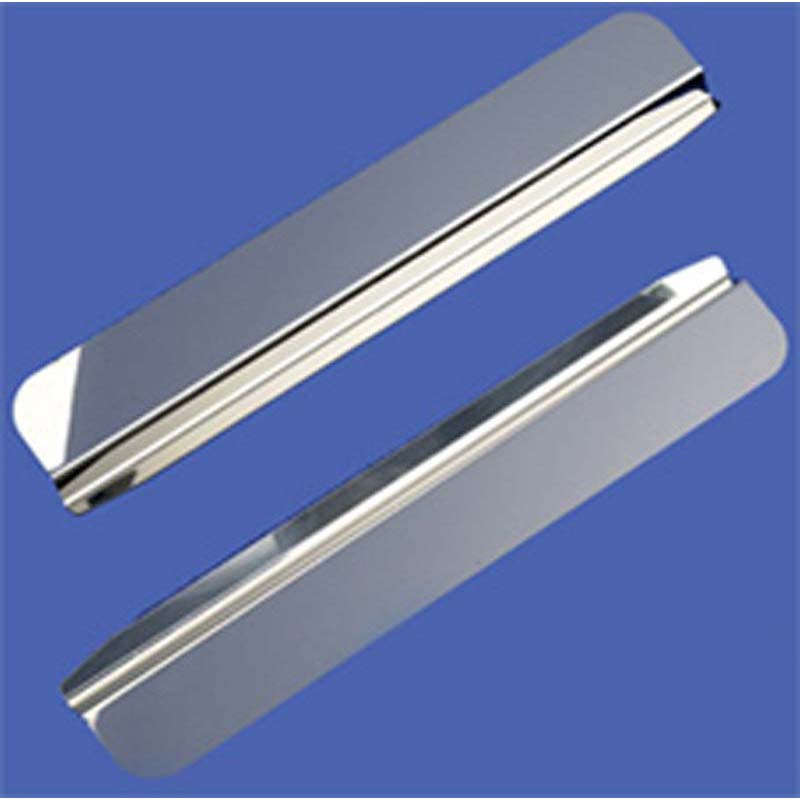Kenworth cab door accessories big rig chrome shop semi truck chrome