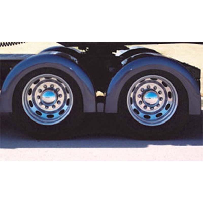 Big Truck Fiberglass Fenders : Fiberglass full fenders big rig chrome shop semi truck