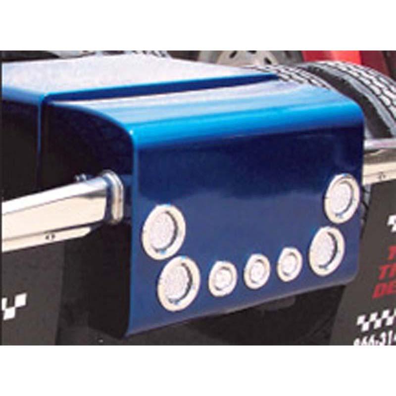 Deck Covers / Frame Covers Big Rig Chrome Shop - Semi Truck Chrome ...