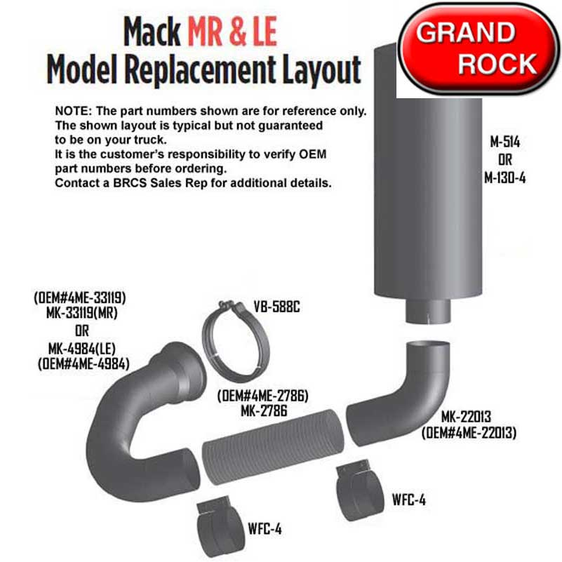 P0406 additionally Grand Rock Mack Mr Le Layout P 16379 together with RepairGuideContent together with Watch moreover 5 Tips For Diagnosing A  mon Rail Fuel Injection System. on dodge truck exhaust system diagram
