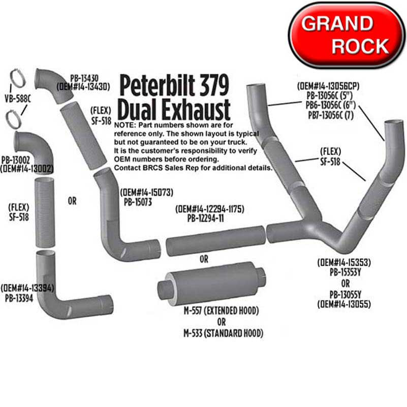 Add To Cart: Kenworth Exhaust Systems At Woreks.co
