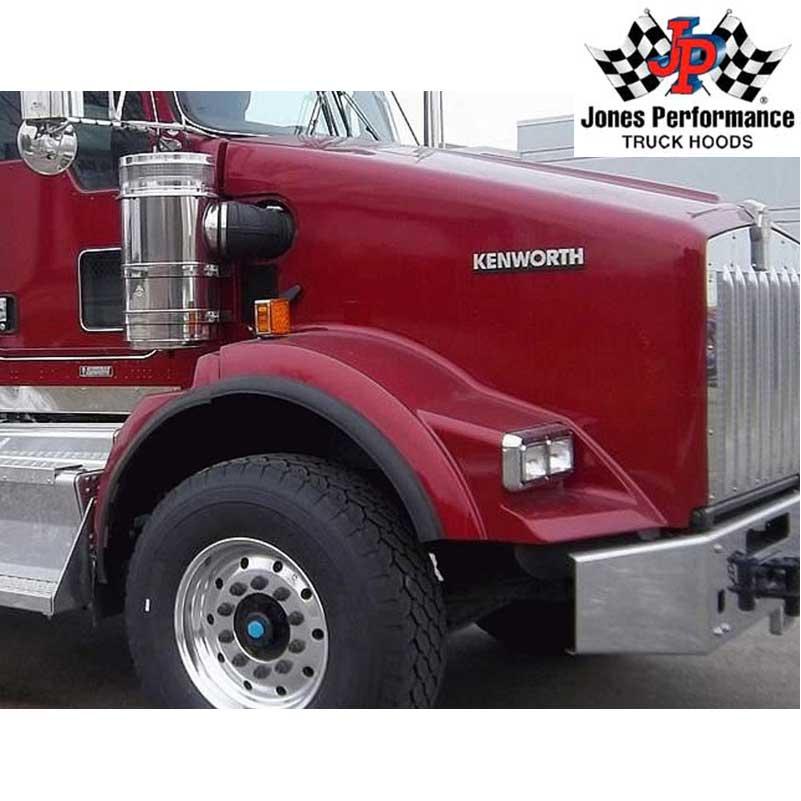 Big Rig Fenders : Big rig chrome shop semi truck