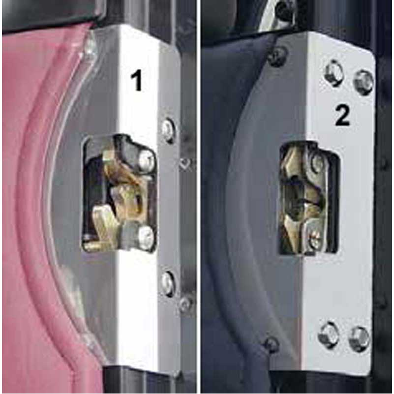 Peterbilt door accessories peterbilt door latch trims