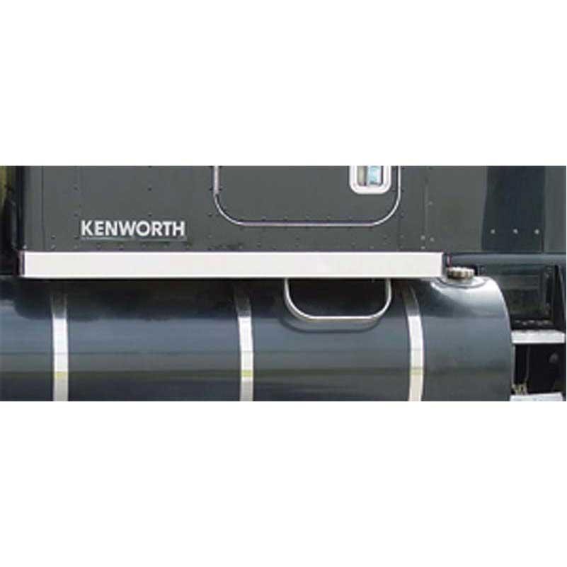 Kenworth W900 Panels Big Rig Chrome Shop - Semi Truck Chrome Shop