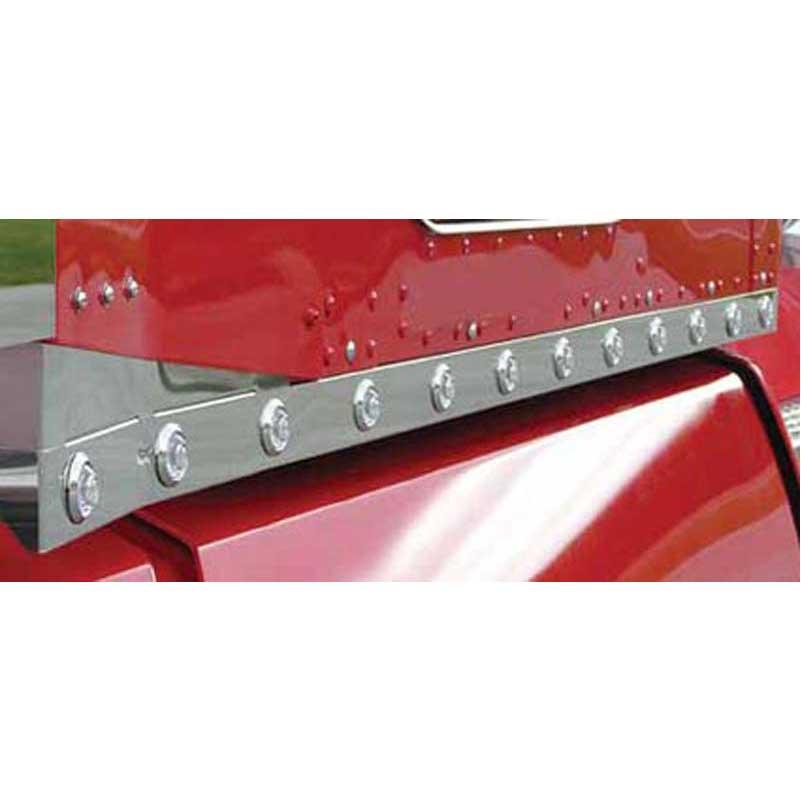 Kenworth T600/T660 Panels Big Rig Chrome Shop - Semi Truck Chrome