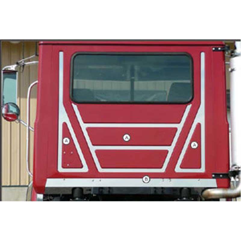 Mack Rear Accessories Big Rig Chrome Shop - Semi Truck