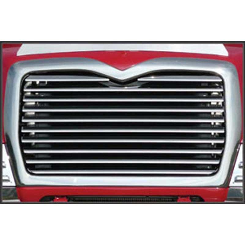 Semi Tractor Grills : Mack grilles big rig chrome shop semi truck