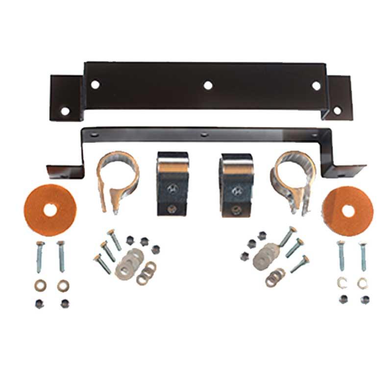 Poly Fender Mounting Kit : Poly fender bracket kits big rig chrome shop semi truck