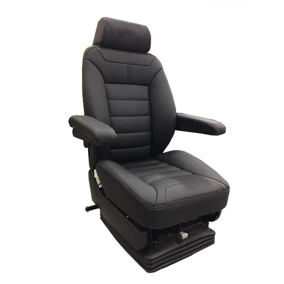 Knoedler Seats Big Rig Chrome Shop - Semi Truck Chrome Shop
