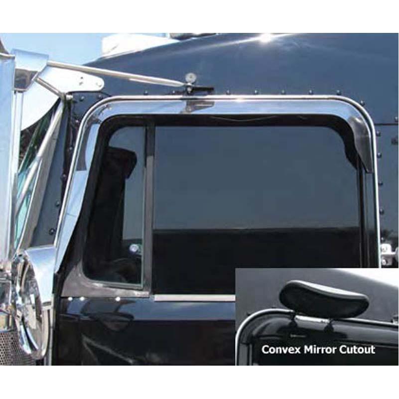 Kenworth Cab Door Accessories Big Rig Chrome Shop Semi