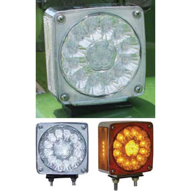 led big rig chrome shop semi truck chrome shop truck lighting and. Black Bedroom Furniture Sets. Home Design Ideas