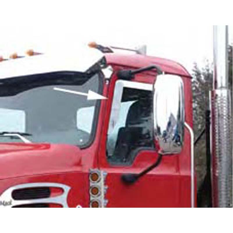 mack door trim big rig chrome shop semi truck chrome shop truck rh bigrigchromeshop com