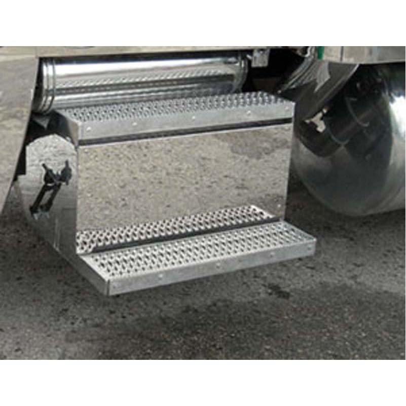 peterbilt tool u0026 battery box trim big rig chrome shop semi truck chrome shop truck lighting and chrome accessories