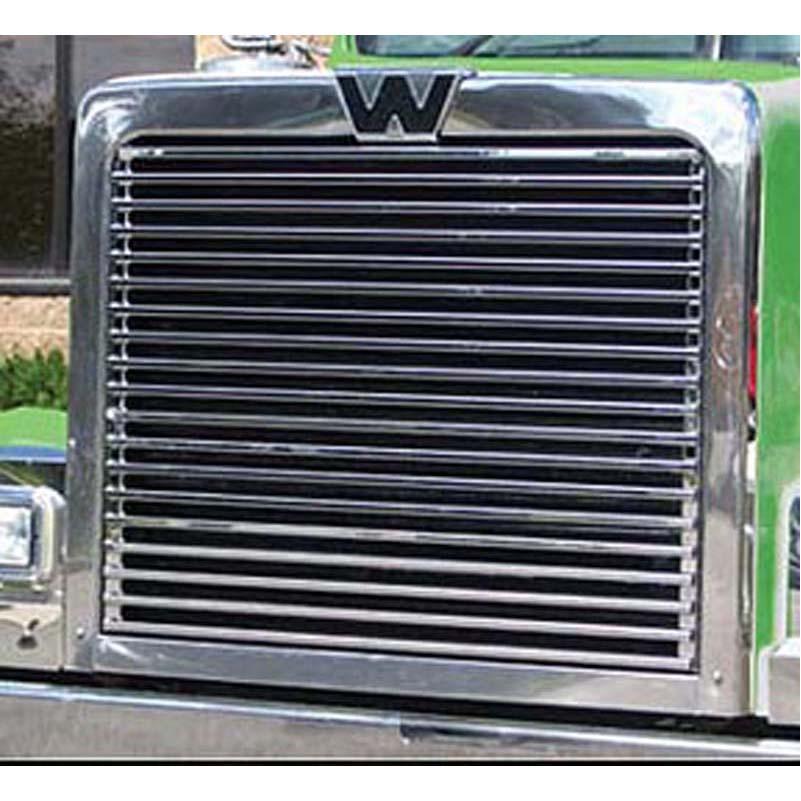 Semi Tractor Grills : Western star grills big rig chrome shop semi truck