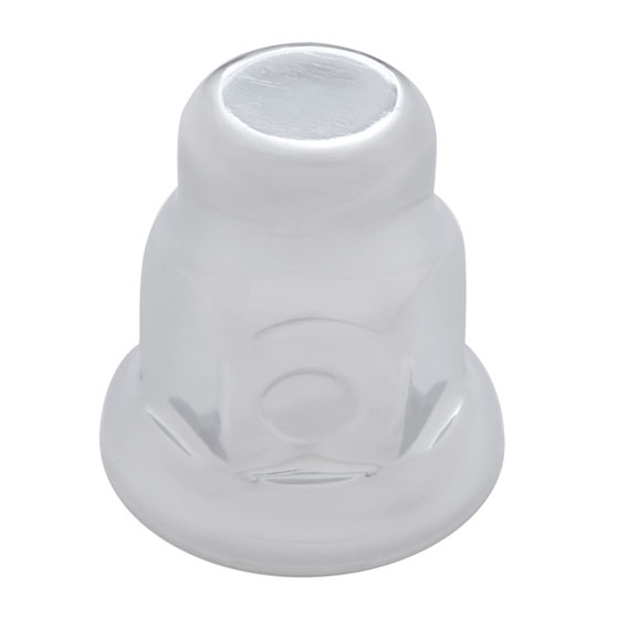 """60//Pack Push-On United Pacific 33mm x 3 3//16/"""" Bullet Nut Cover"""