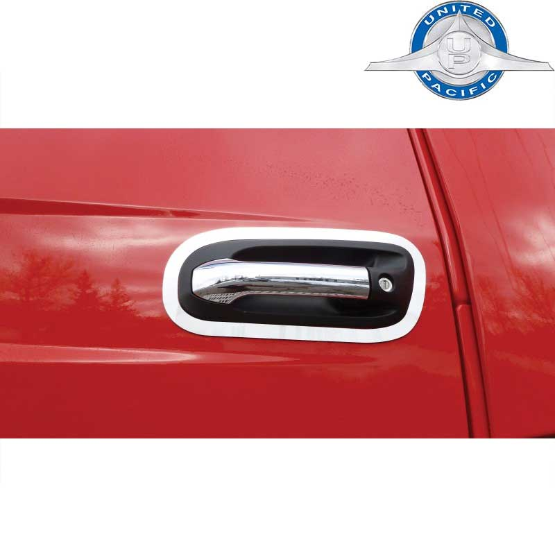Peterbilt door latch trims