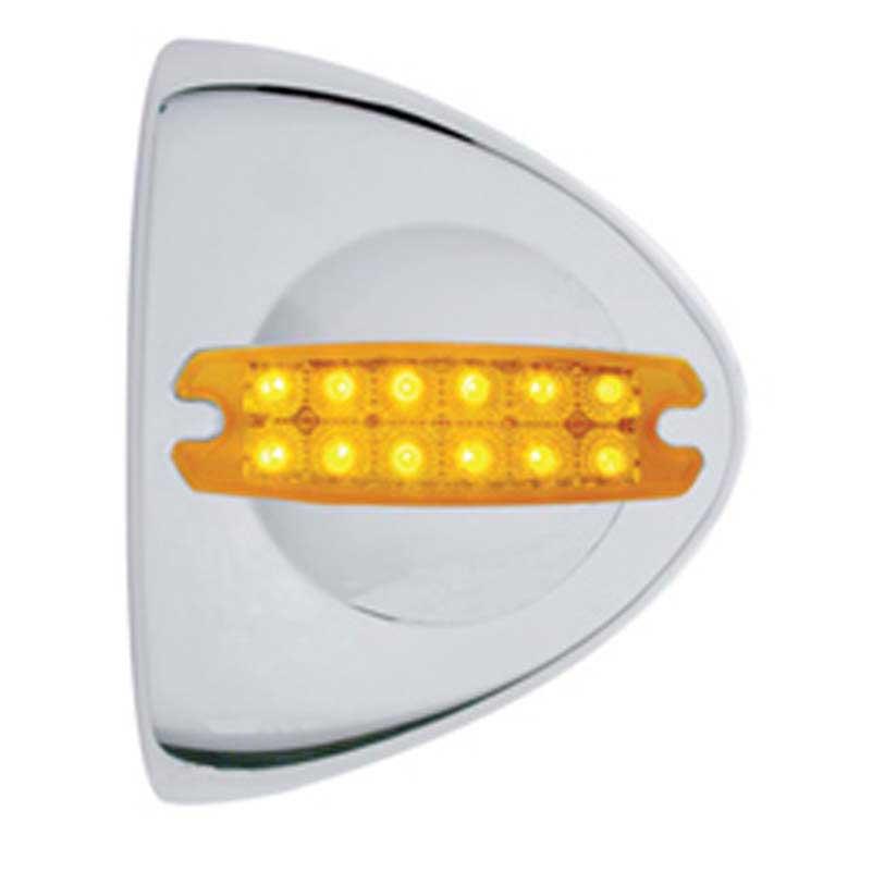 Peterbilt Turn Signal Accessories Big Rig Chrome Shop - Semi