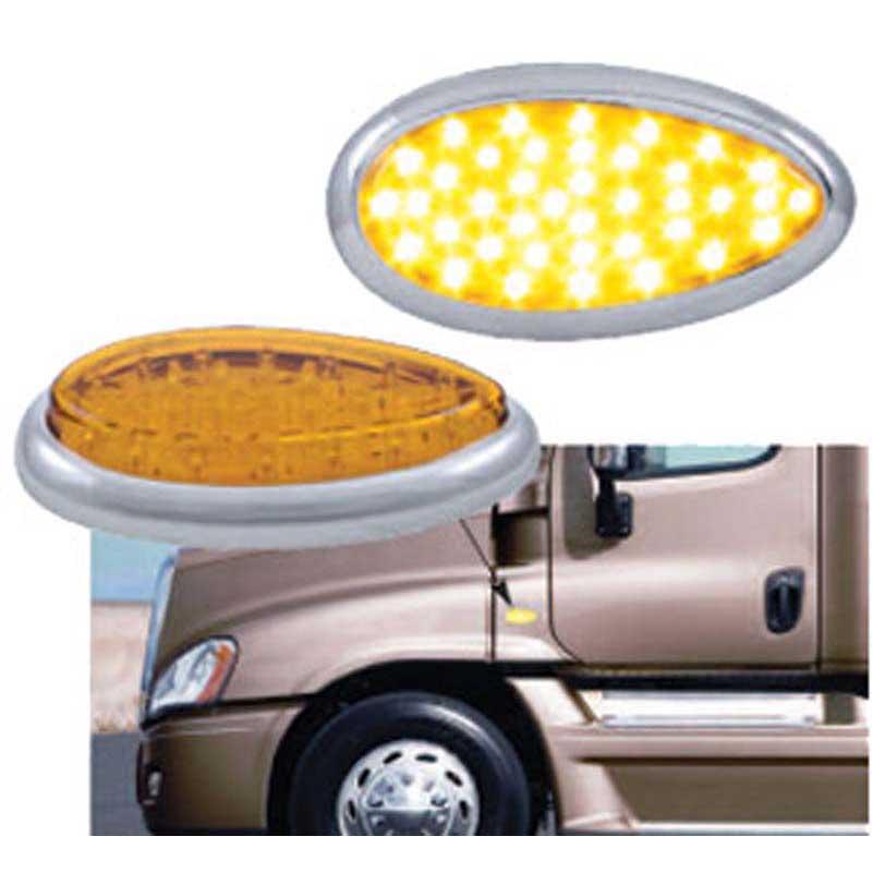 Freightliner Lighting Big Rig Chrome Shop - Semi Truck